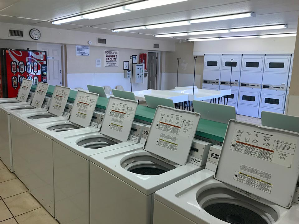 Photo Of Our Nice Community Laundry Center.